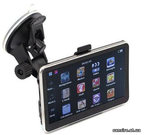 Navigator GPS 4.3 inch