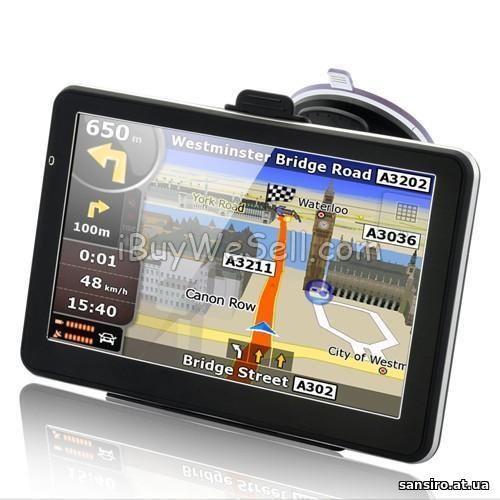 Navigator GPS 5 inch
